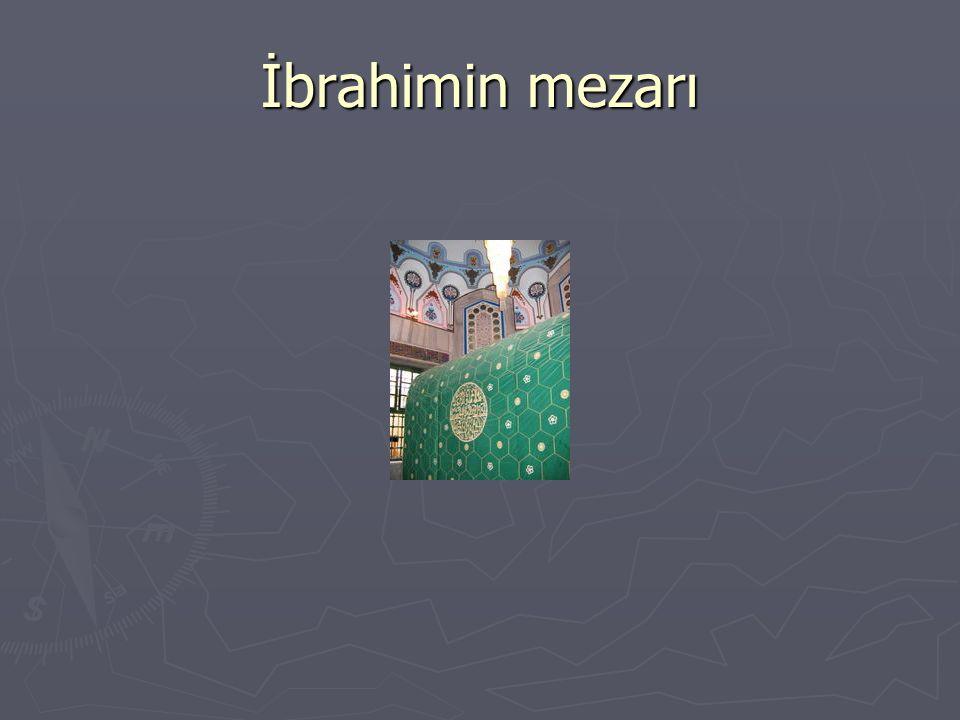 İbrahimin mezarı