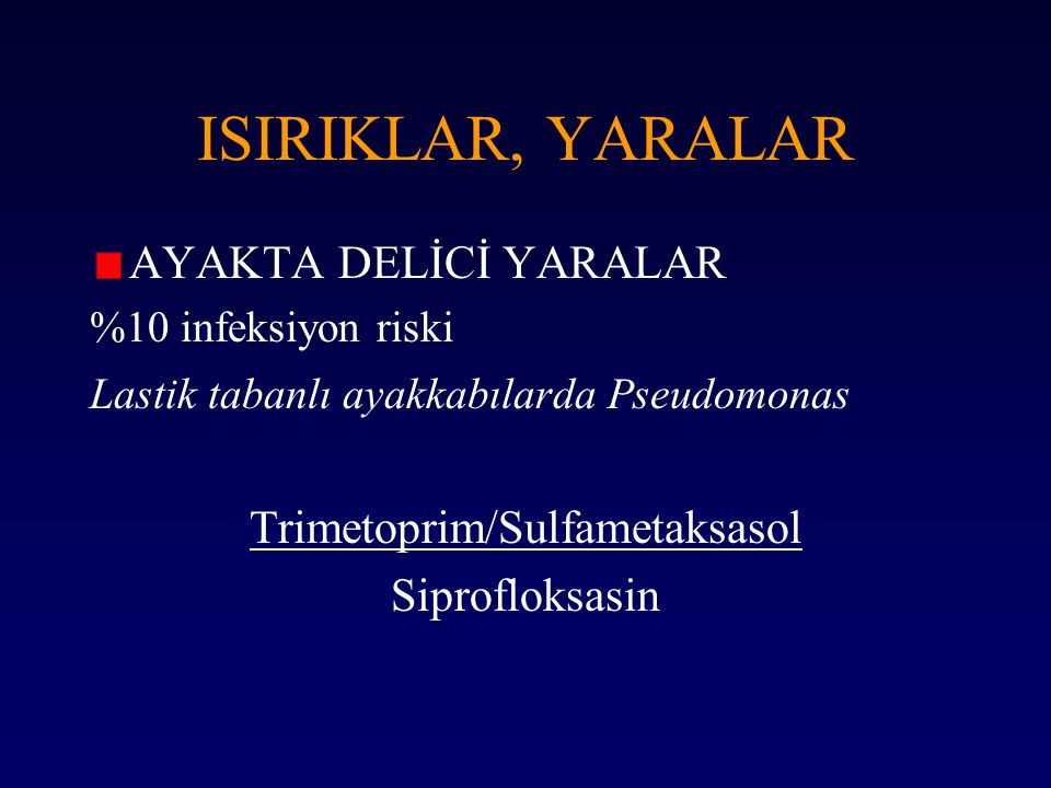 Trimetoprim/Sulfametaksasol