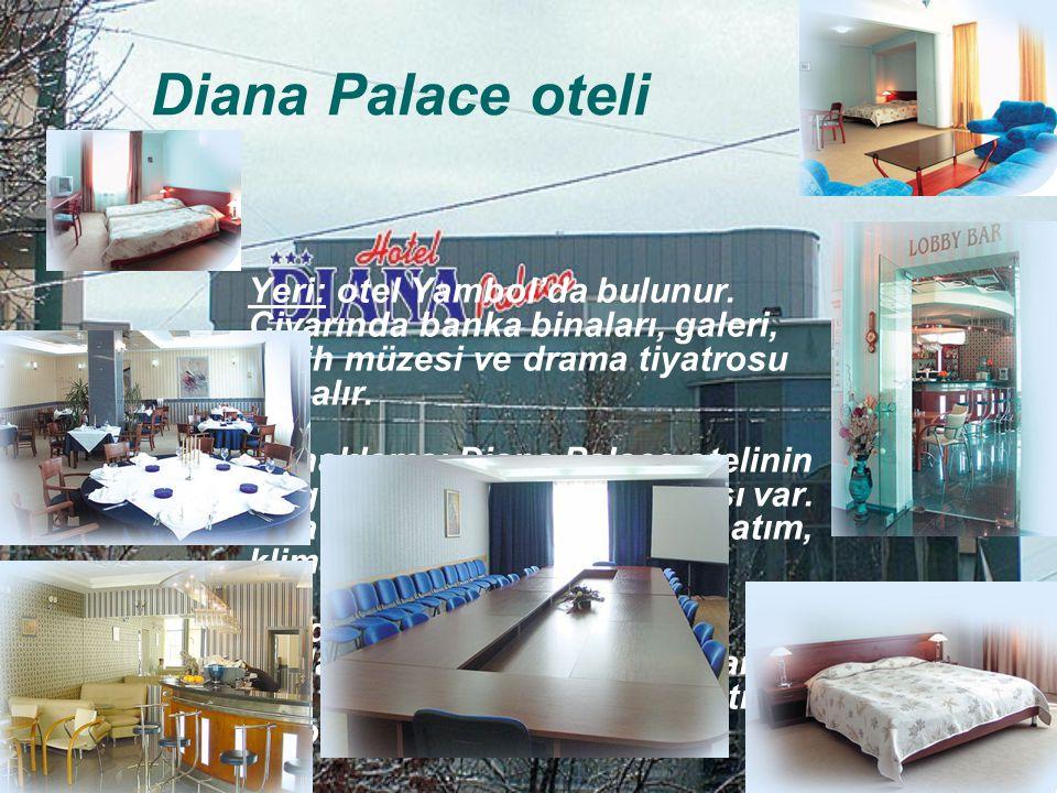 Diana Palace oteli