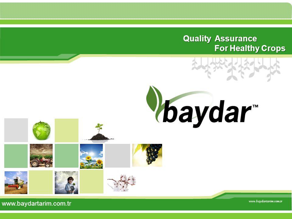www.baydartarim.com.tr 16