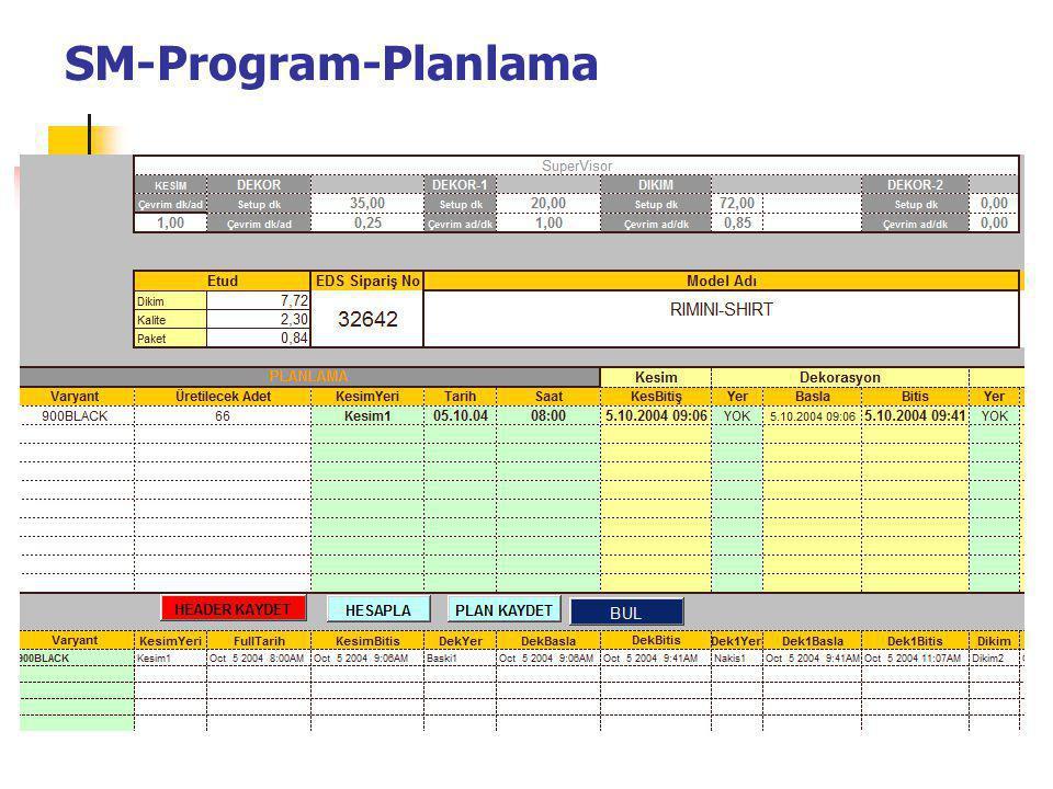 SM-Program-Planlama