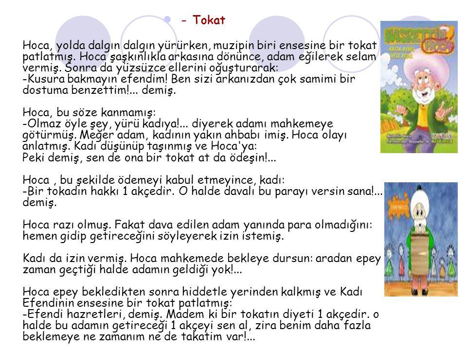 - Tokat