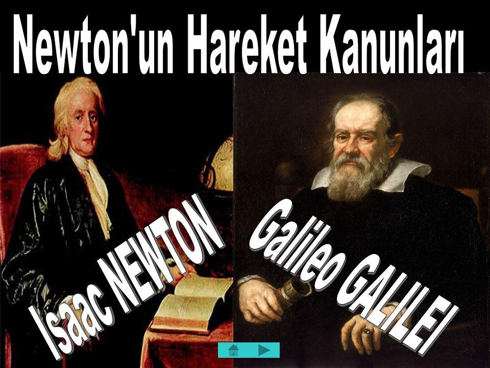 Newton un Hareket Kanunları