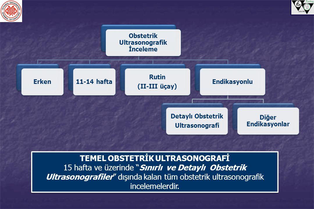 Obstetrik Ultrasonografik İnceleme