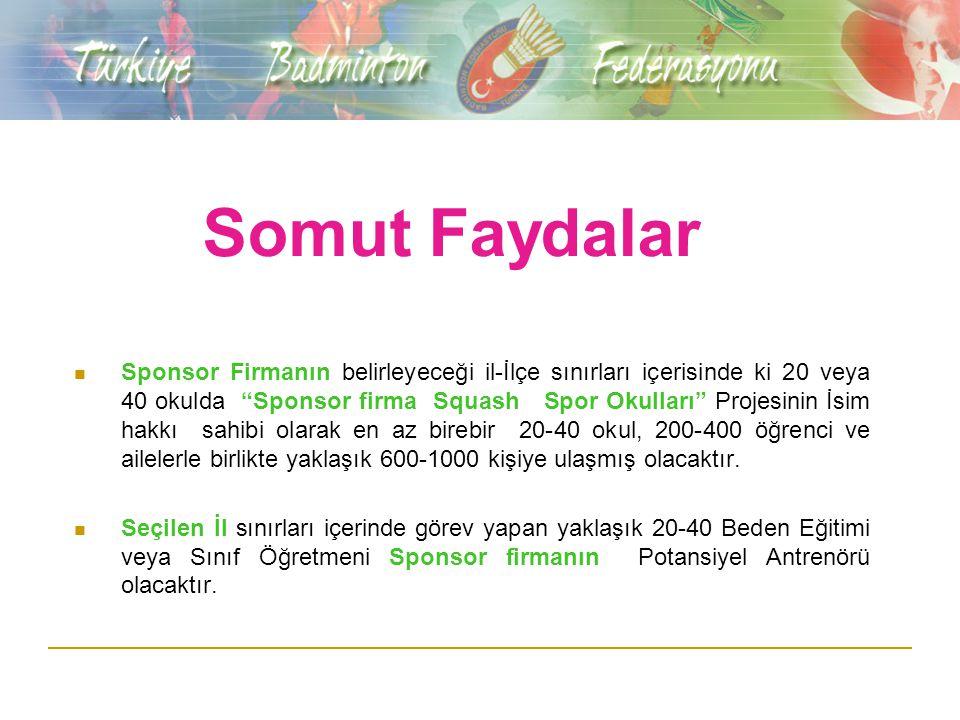 Somut Faydalar