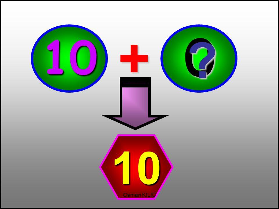 10 + 10 Osman KILIÇ
