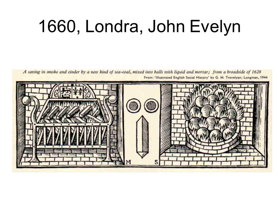 1660, Londra, John Evelyn