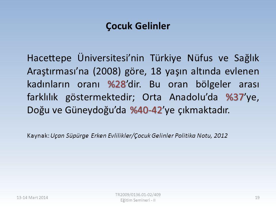 TR2009/0136.01-02/409 Eğitim Semineri - II