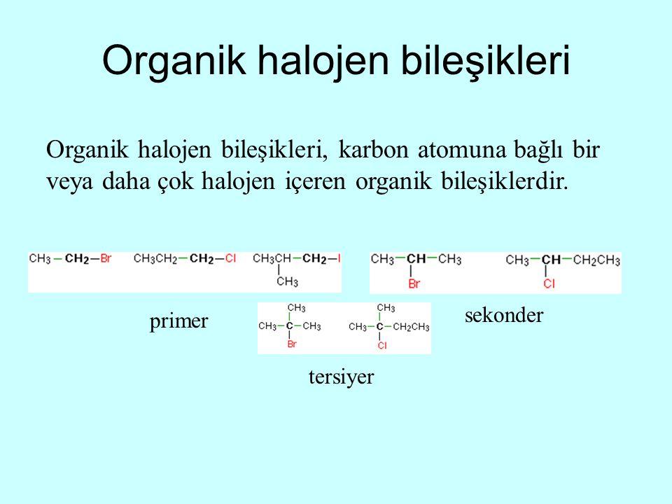 Organik halojen bileşikleri