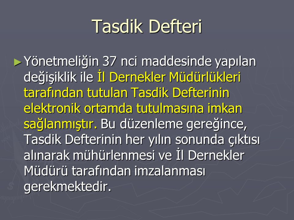 Tasdik Defteri