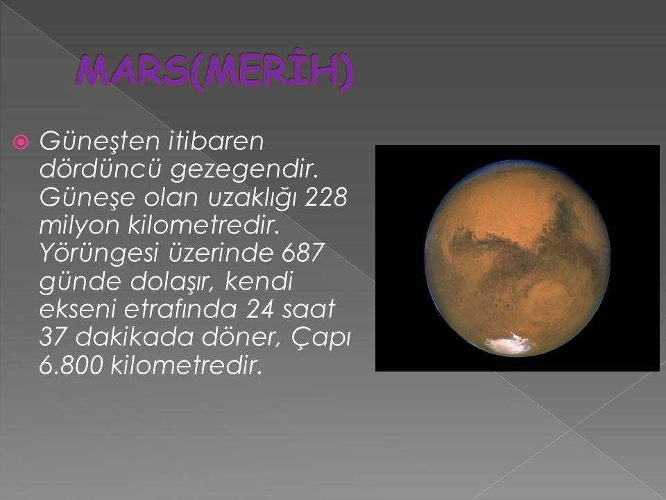 MARS(MERİH)