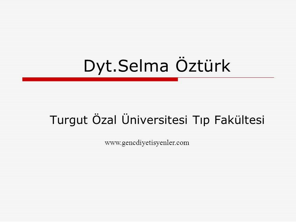 Turgut Özal Üniversitesi Tıp Fakültesi