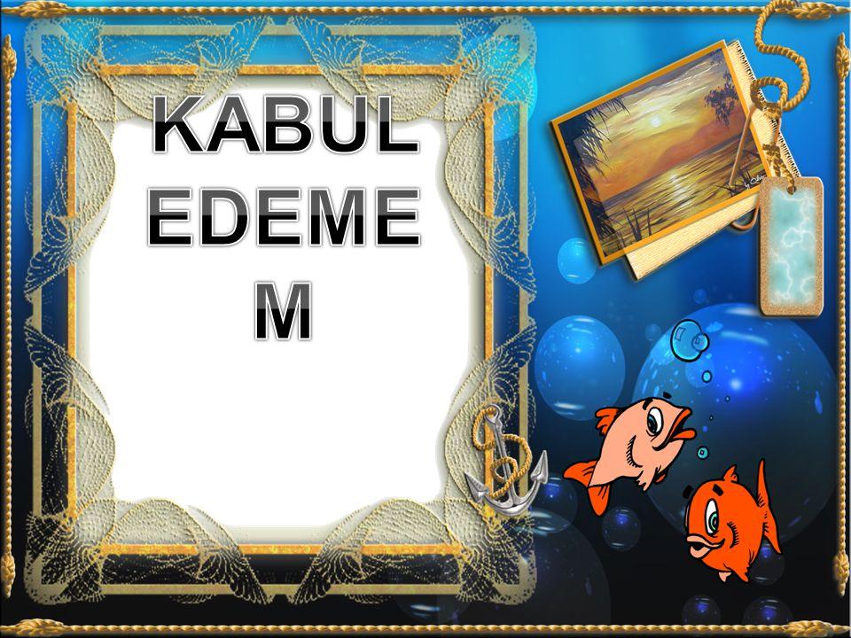 KABUL EDEMEM