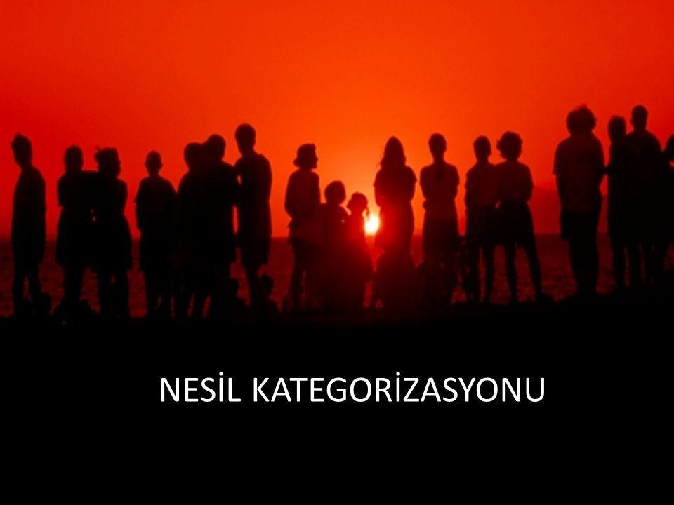 NESİL KATEGORİZASYONU