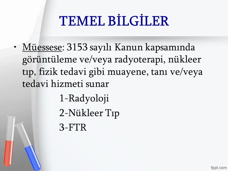 TEMEL BİLGİLER