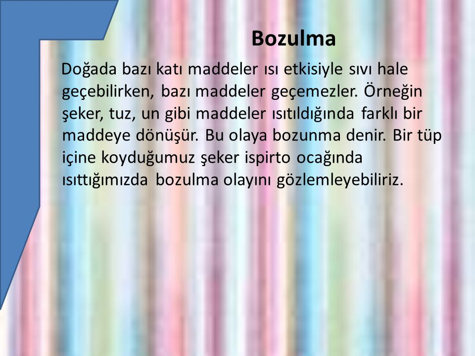 Bozulma