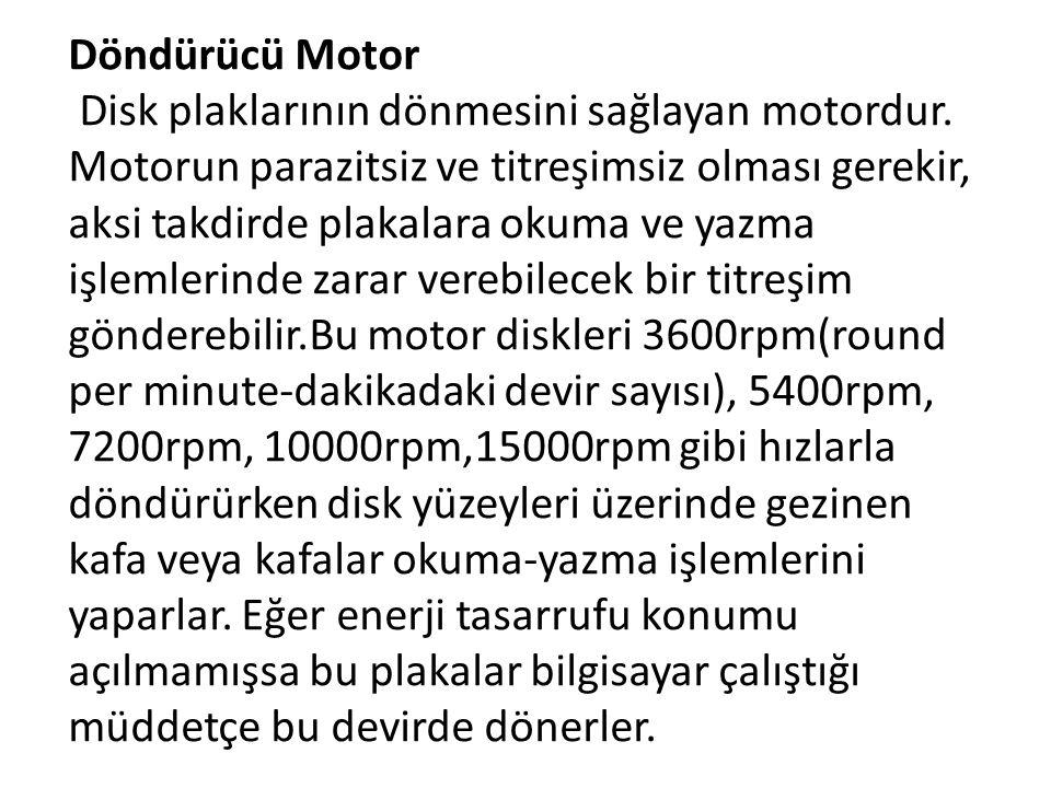 Döndürücü Motor