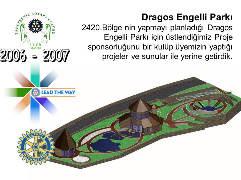 2006 - 2007 Dragos Engelli Parkı.