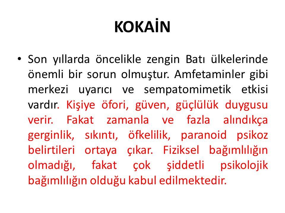 KOKAİN