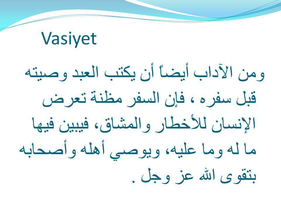 Vasiyet