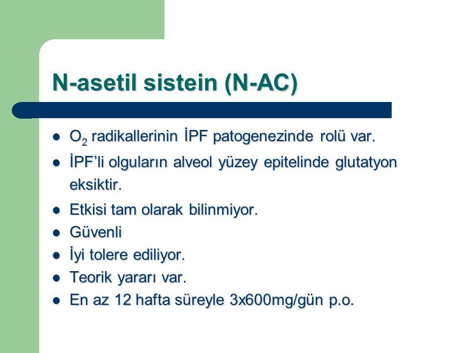 N-asetil sistein (N-AC)