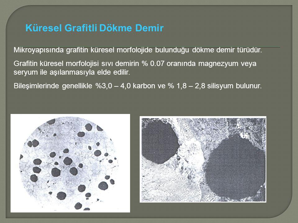 Küresel Grafitli Dökme Demir