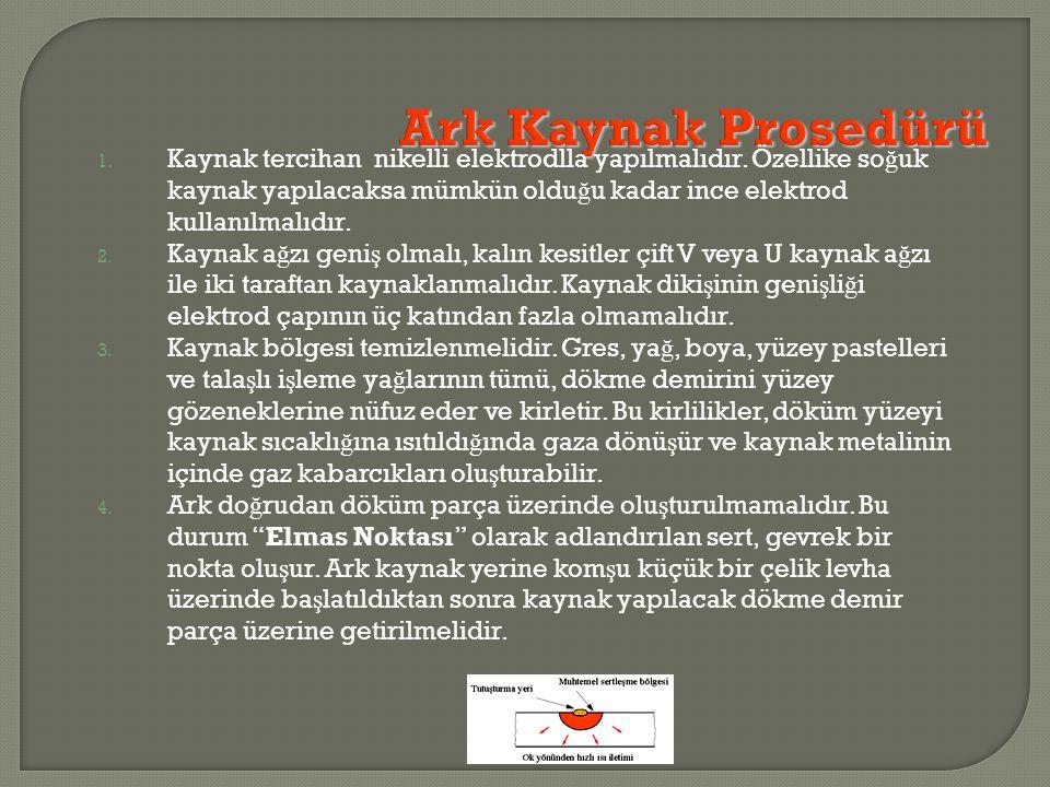 Ark Kaynak Prosedürü