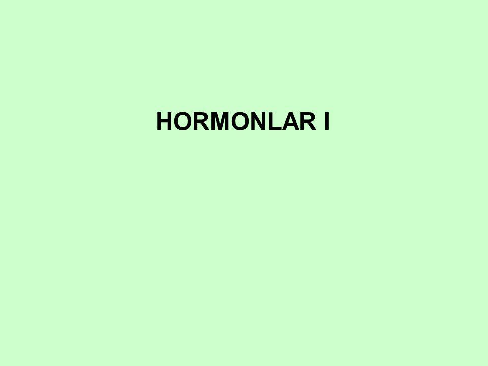 HORMONLAR I