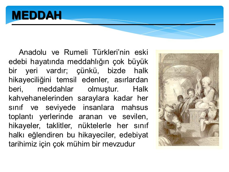 MEDDAH