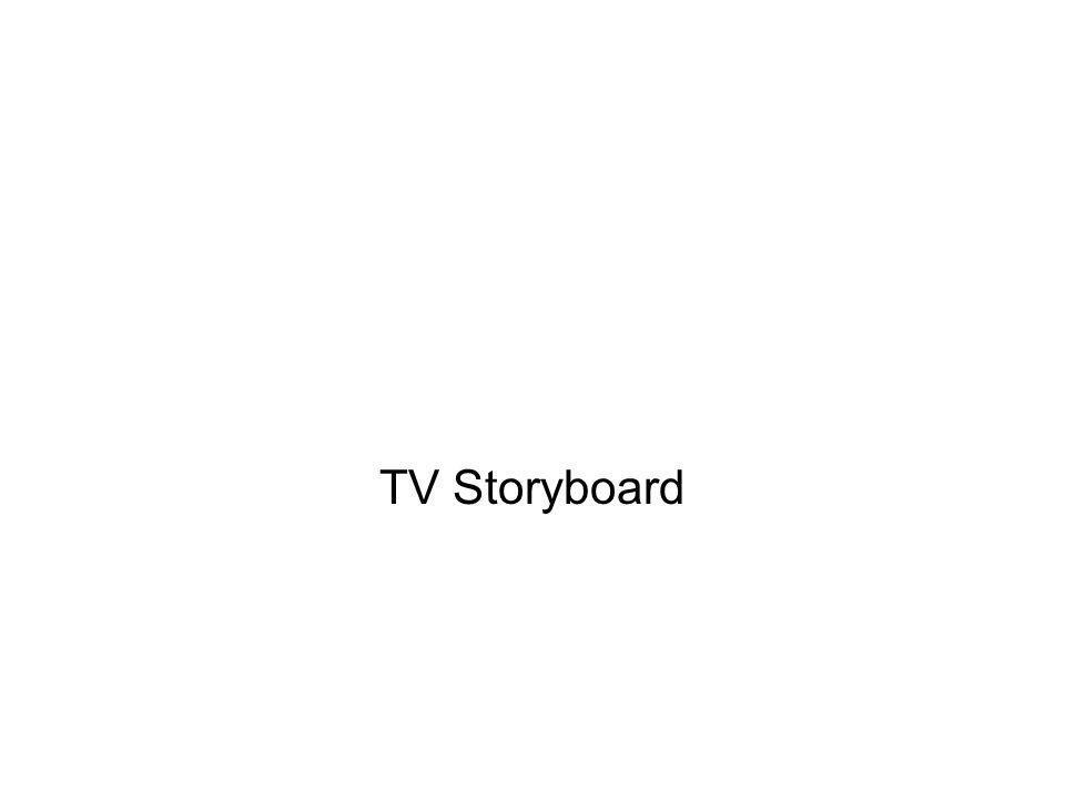 TV Storyboard