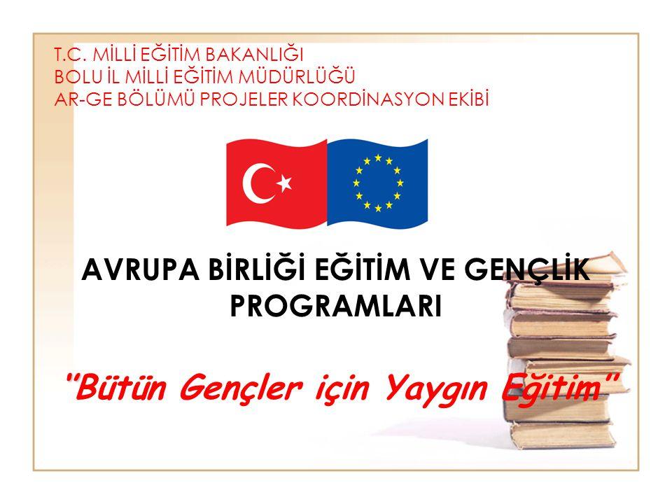 ''Bütün Gençler için Yaygın Eğitim''