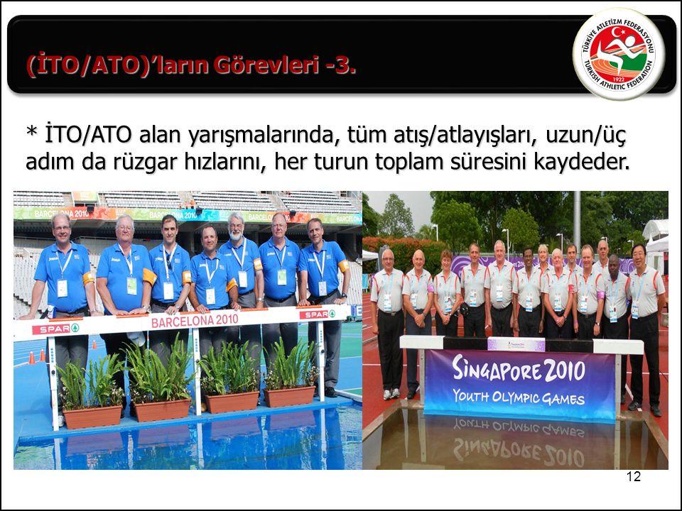 (İTO/ATO)'ların Görevleri -3.