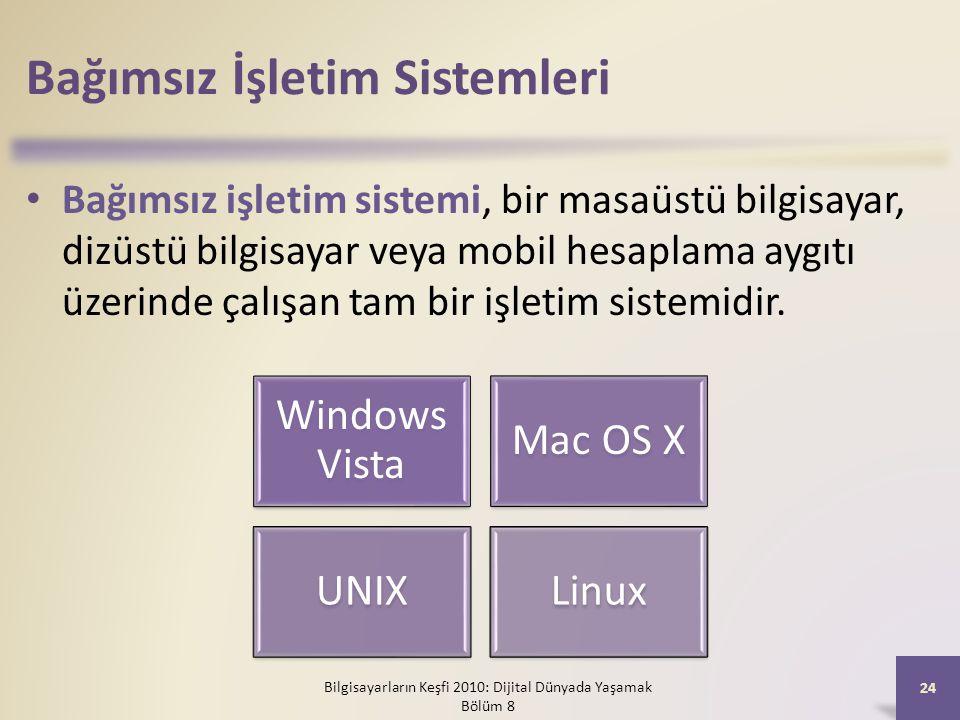 Bağımsız İşletim Sistemleri