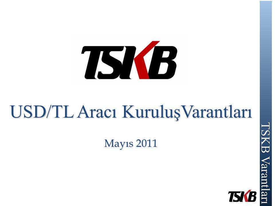 USD/TL Aracı KuruluşVarantları