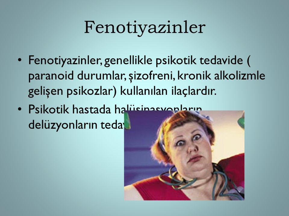 Fenotiyazinler
