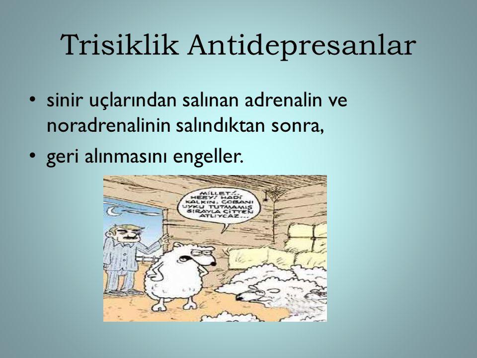 Trisiklik Antidepresanlar