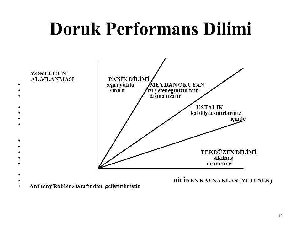 Doruk Performans Dilimi