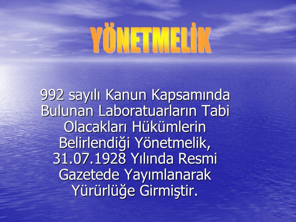 YÖNETMELİK