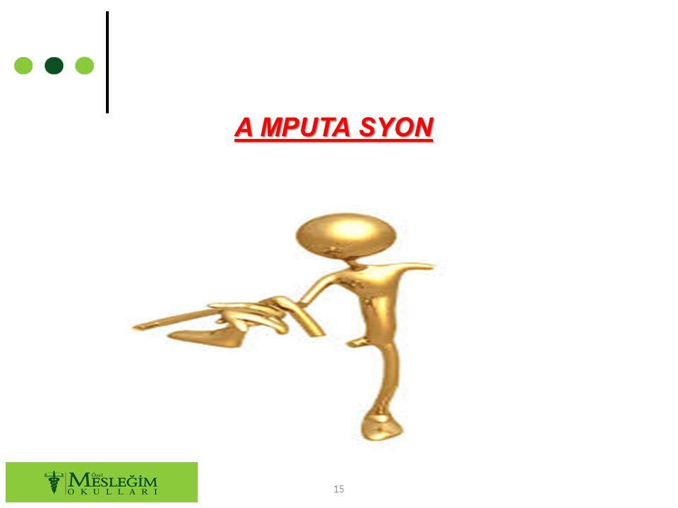 A MPUTA SYON