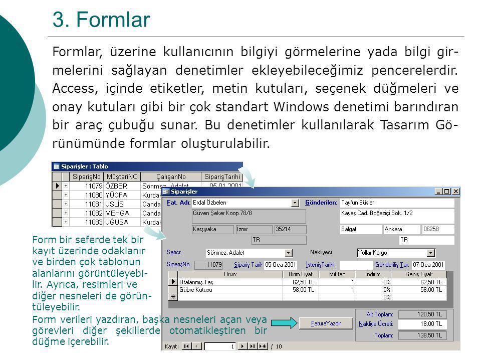 3. Formlar