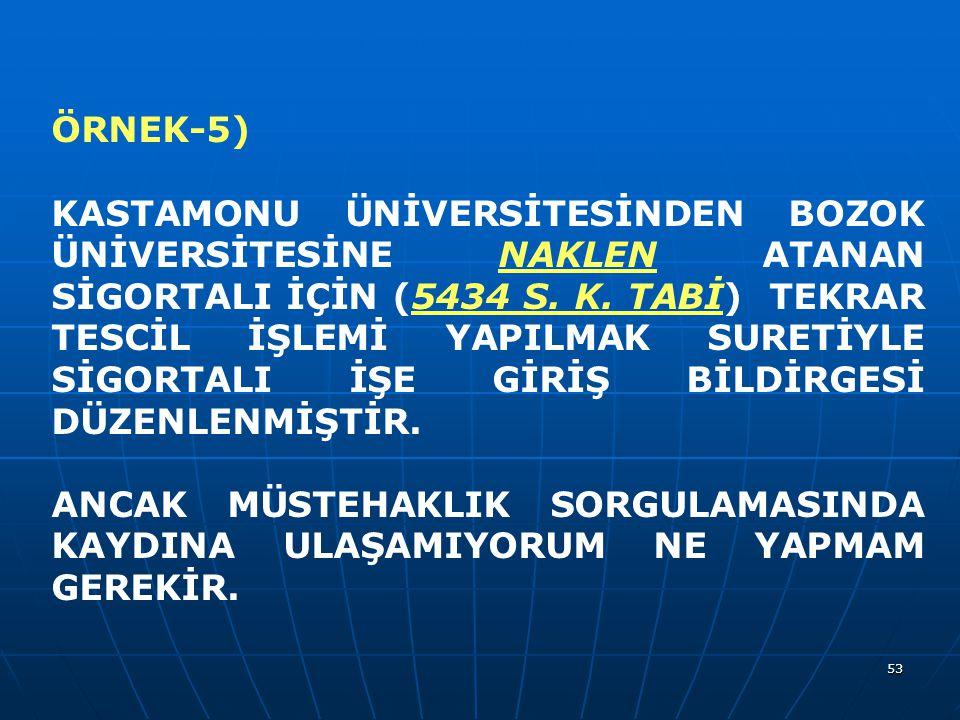ÖRNEK-5)
