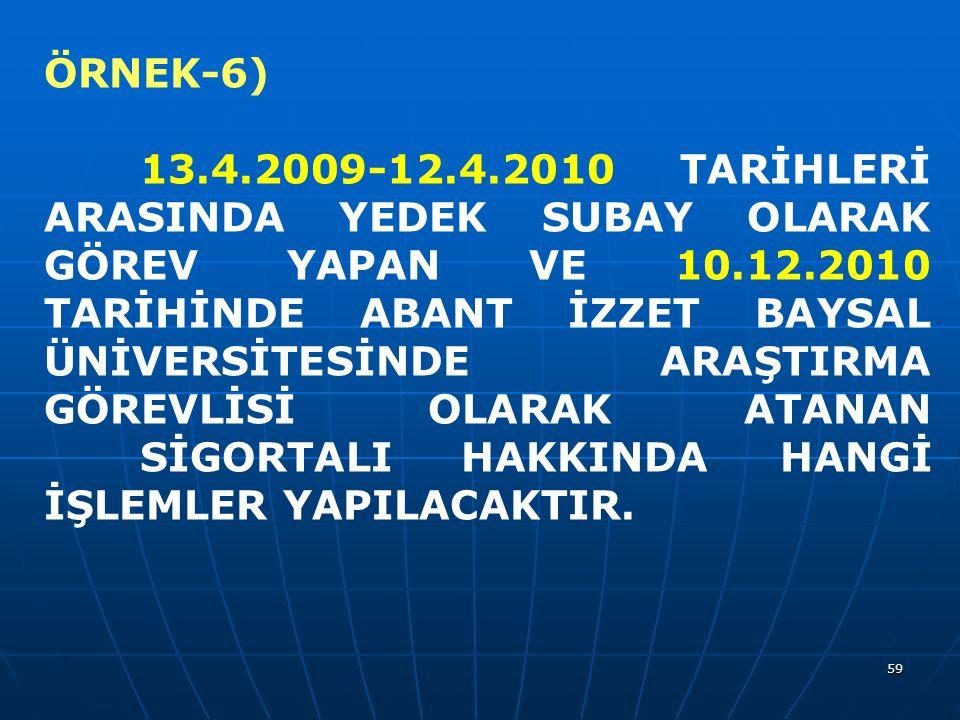 ÖRNEK-6)