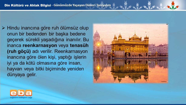 - Günümüzde Yaşayan Dinleri Tanıyalım