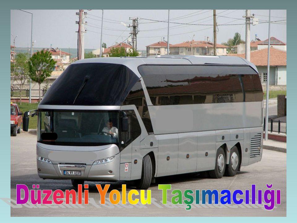Düzenli Yolcu Taşımacılığı