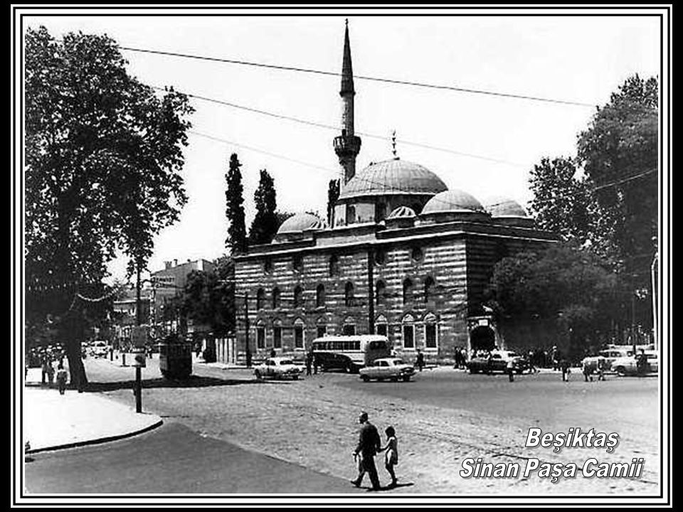 Beşiktaş Sinan Paşa Camii