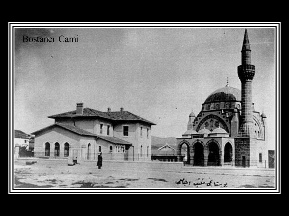 Bostancı Cami