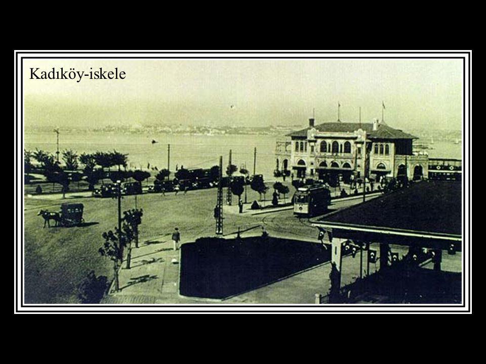 Kadıköy-iskele