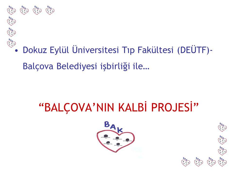 BALÇOVA'NIN KALBİ PROJESİ