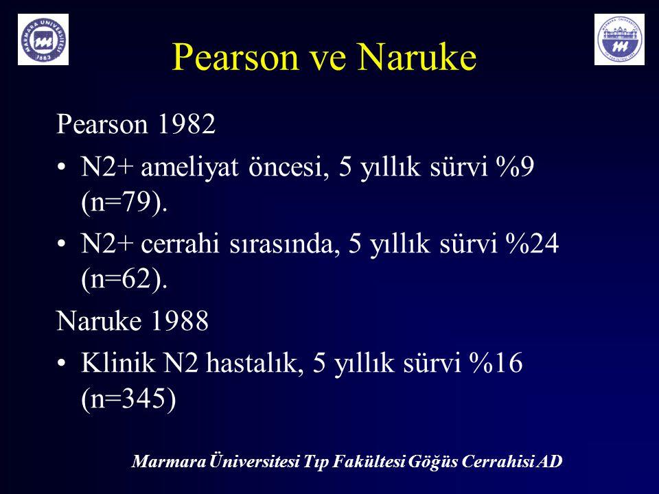 Pearson ve Naruke Pearson 1982