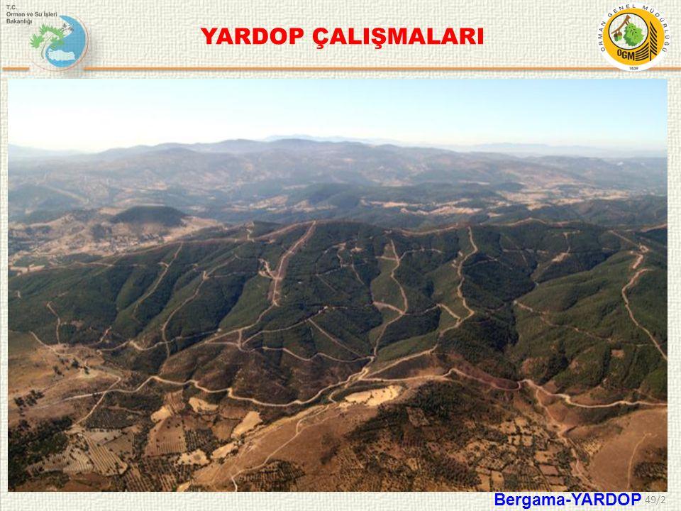 YARDOP ÇALIŞMALARI Bergama-YARDOP